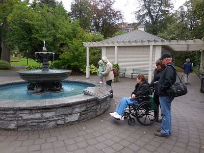 Nova Scotia Cruise - Halifax Public Garden
