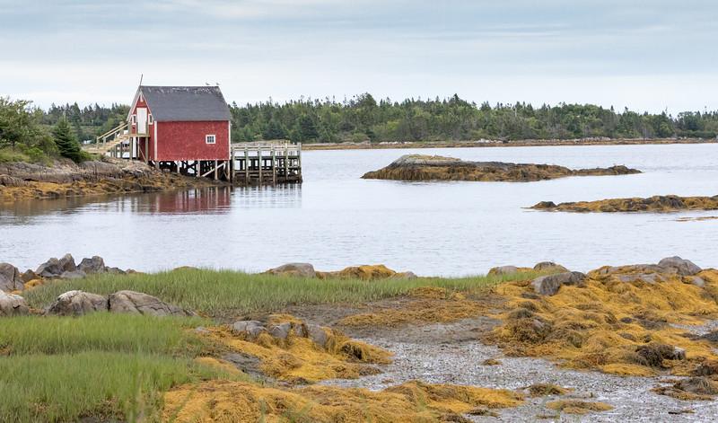 Crescent Beach scenic, Nova Scotia