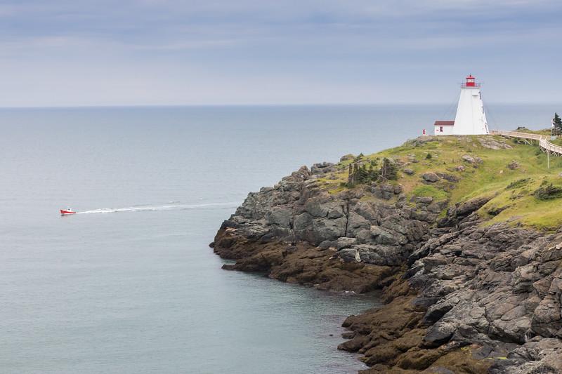SwallowTail Lighthouse, Grand Manan Island