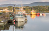 Dingwall Harbour, Cape Breton, Nova Scotia