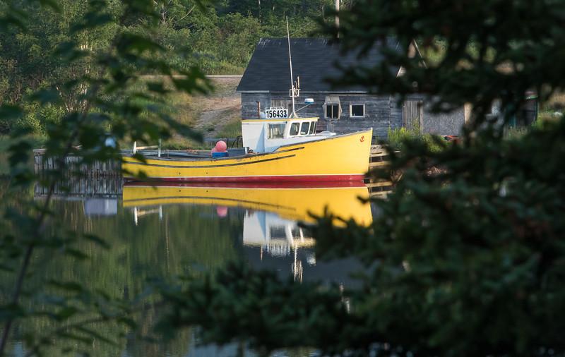 Dingwall Harbour, Cape Breton, Nova Scotia