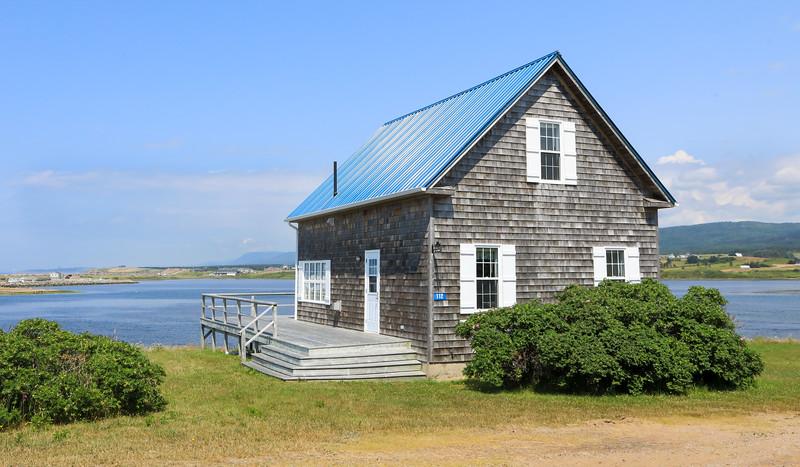 Margaree Bay scenic