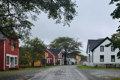 Sherbrooke Heritage Village