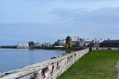 Fortress of Louisbourg .