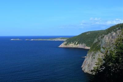 Cabot Trail, Cape Breton.