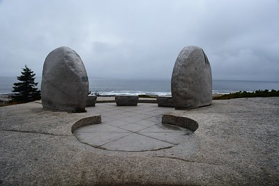 Swissair Memorial, Peggy's Cove.