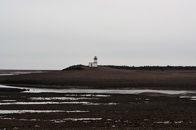 Parrsboro on the Bay of Fundy, N.S. low tide.