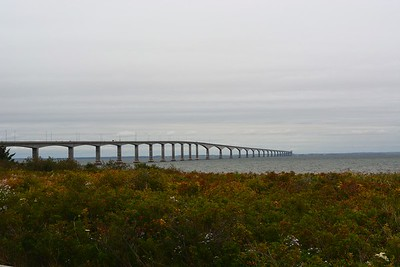 Confederation Bridge from NB