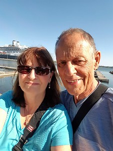 Selfie in Charlottetown