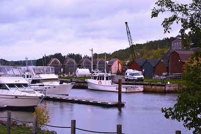 Montague Harbour.