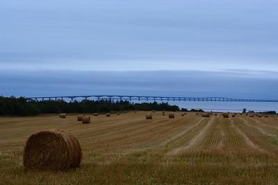 Confederation Bridge from PEI