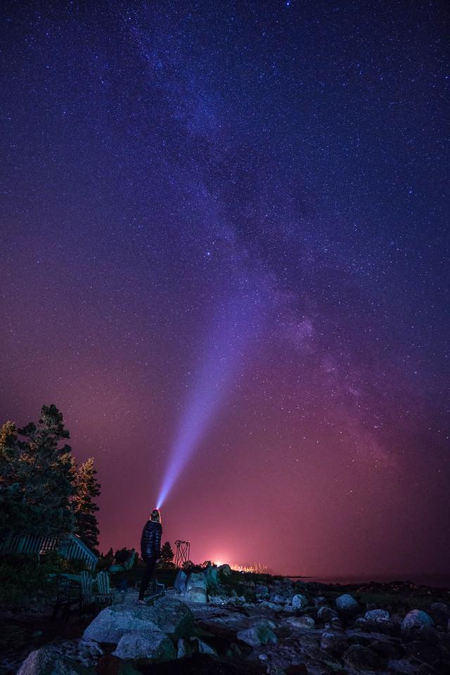 Night Skies in Nova Scotia