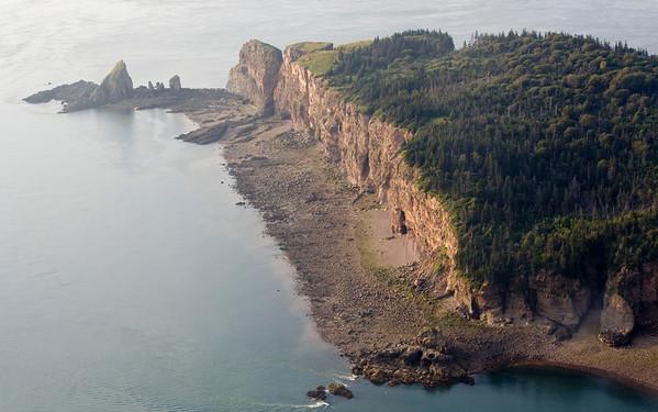 Arial shots-Nova Scotia 2009
