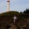 Mom @ the light house