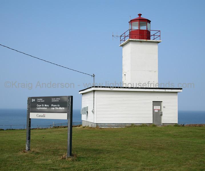 Cape St. Mary Lighthouse