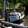 Fundy Pride docked at Canada Creek