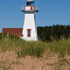 lighthouse at Cape Rd., PEI