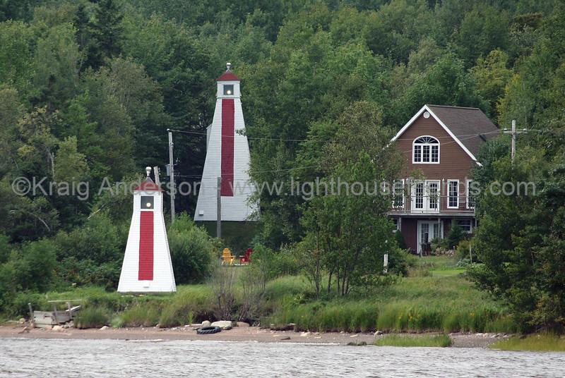 Pictou Harbour Range Lighthouse