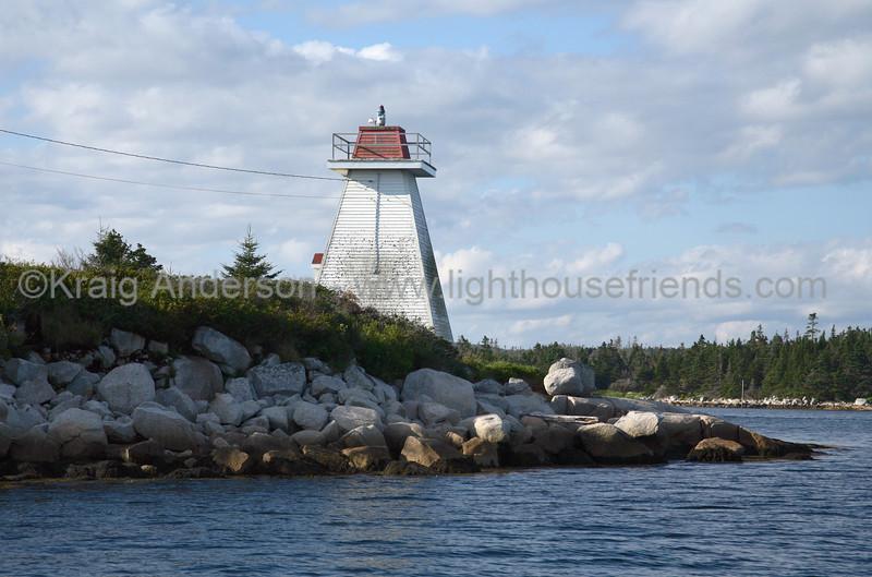 Sambro Harbour Lighthouse