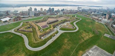 Fort George Citadel Hill