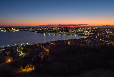 Halifax Morning Glow