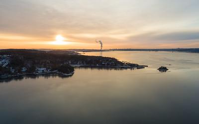 Bedford Sunrise