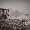 Lobster Traps - Peggy's Cove,  St. Margaret's Bay, NS