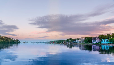View of Mahone Bay