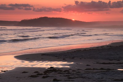 Clam Harbour Sunset
