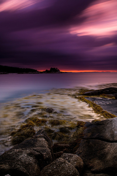 After Glow - Nova Scotia - Andrew Ehrlich - October 2012