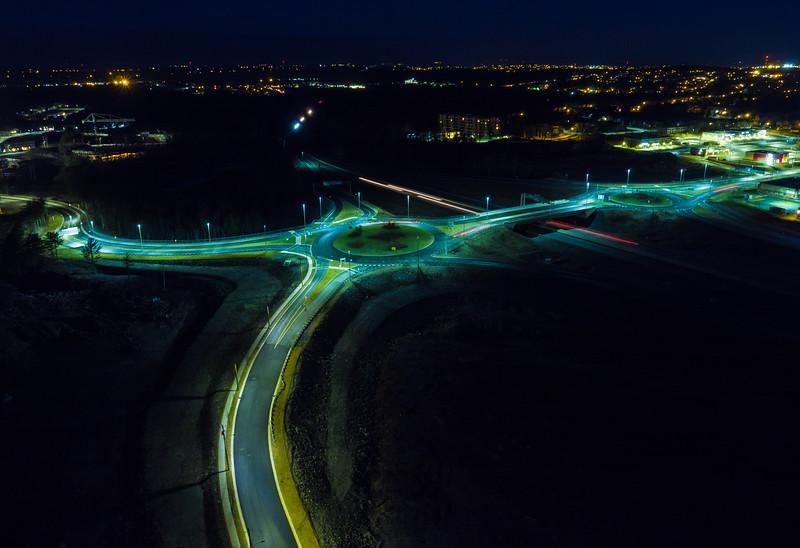 Larry Uteck Roundabouts