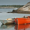 Fishing Skiffs - Peggy's Cove, St. Margaret's Bay, NS