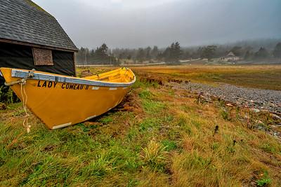 Cape Forchu, Nova Scotia