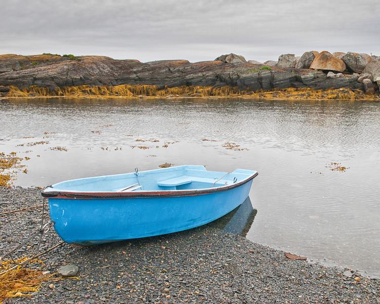 'Blue Boat'