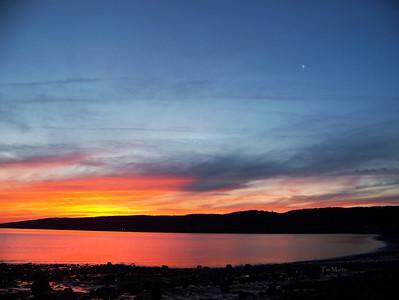Scot's Bay sunset