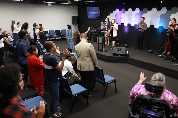 Nova Church Worship Service - Sunday, July 25, 2021