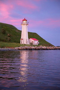 George's Island Lighthouse, Halifax, NS
