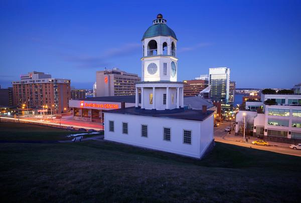 Citadel Town Clock, Halifax, NS