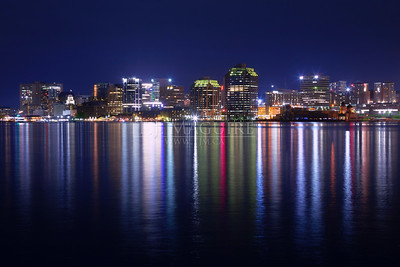 Bright Lights Little City, Halifax, NS