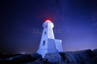 'Star Struck', Peggy's Cove, NS