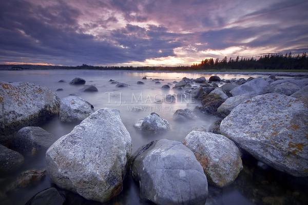 Herring Rocks, Thomas Raddall Provincial Park, NS