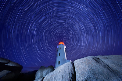 Spin Cycle, Peggy's Cove, NS