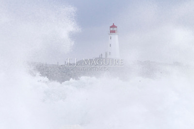 Break in the Surf, Peggy's Cove, NS