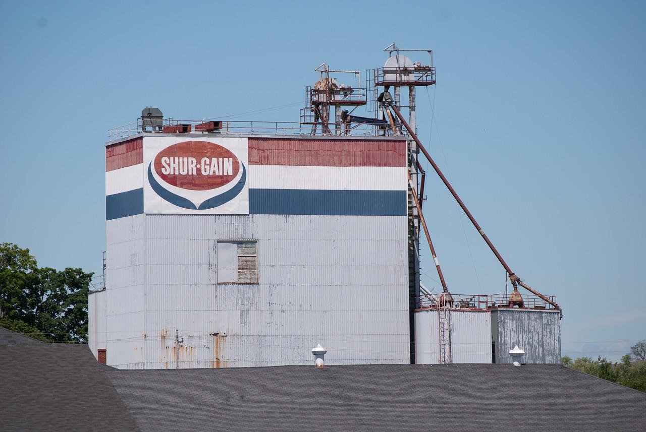 Shur-Gain Feed Mill