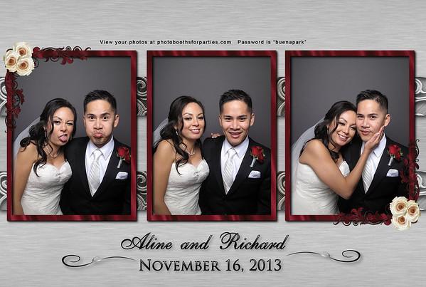 Aline and Richard