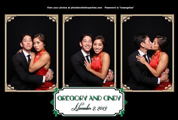 Cindy and Greg's Wedding