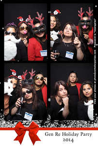Gen Re Holiday Party