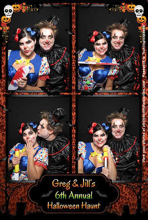 Greg and Jills 6th Halloween Party