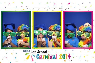 UCLA Lab School Carnival - Booth 1