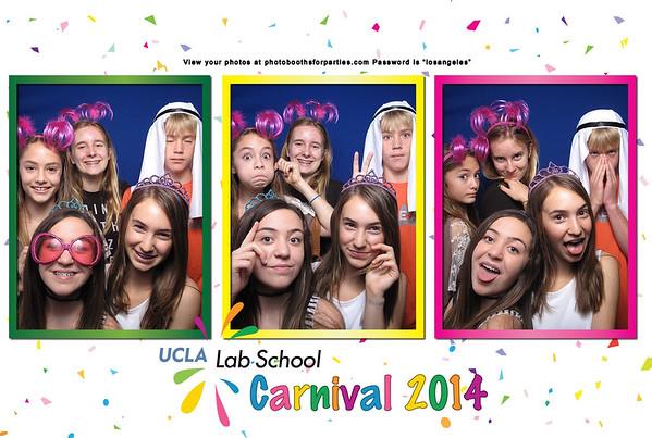 UCLA Lab School Carnival - Booth 2
